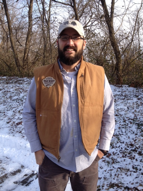 Nic Rogers - Stewardship Specialist