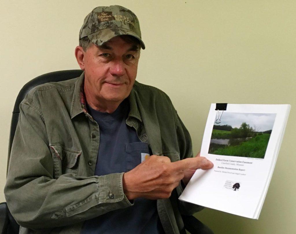 Conservation Easement Complettion ORLT Missouri Land Trust