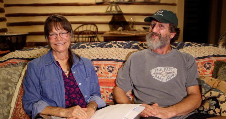 Don & Judy Ninestone 2017