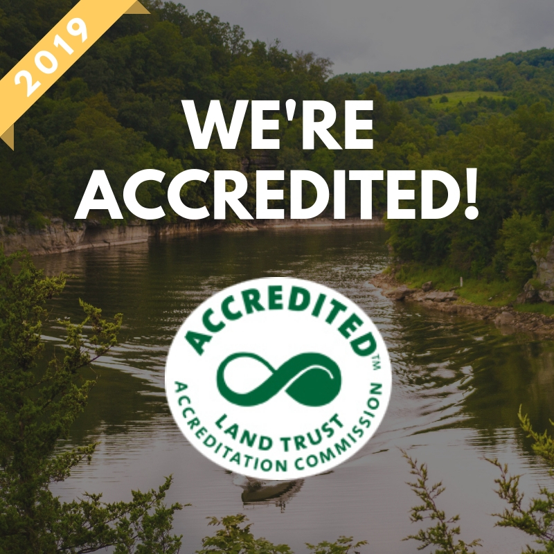 accreditation land trust 2019
