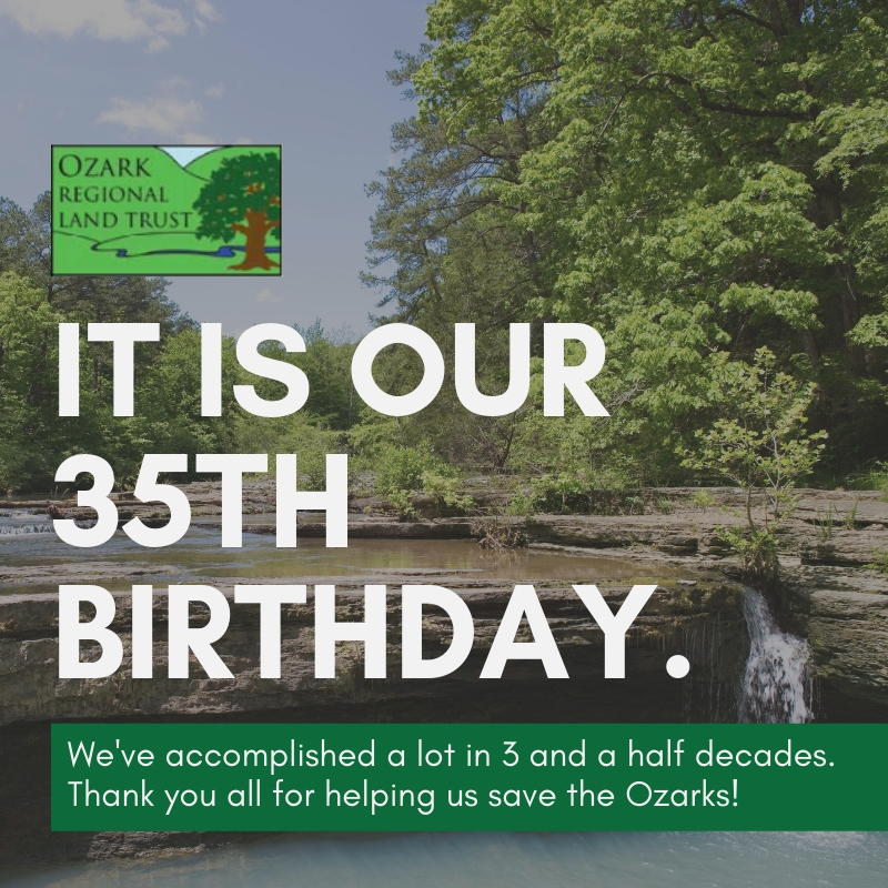 Its our 35th birthday